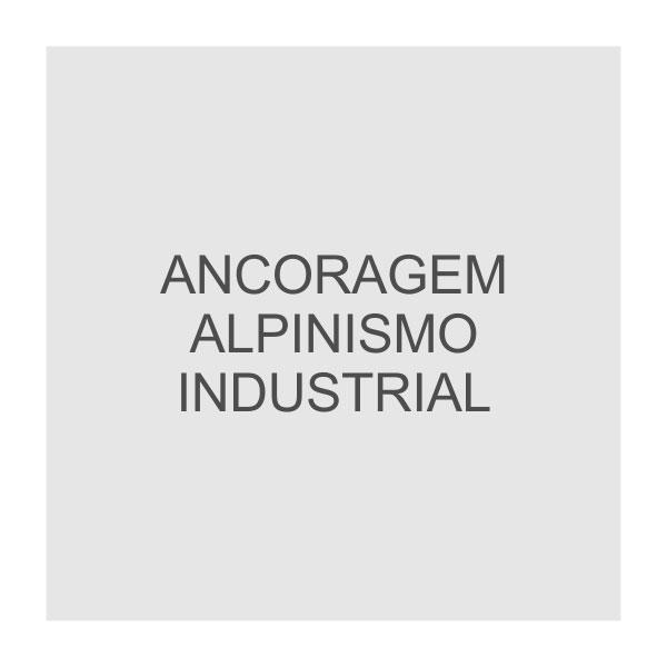 Ancoragem alpinismo industrial