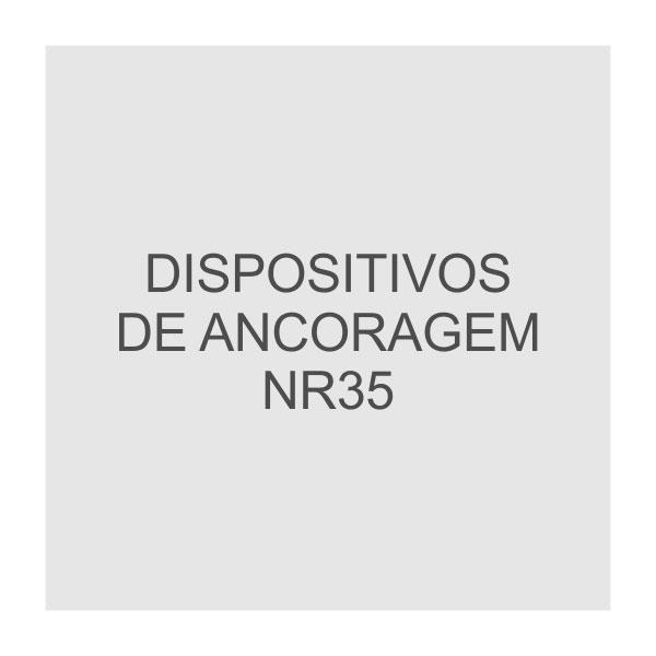Dispositivos de ancoragem NR35